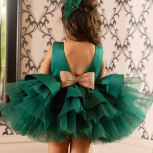 Itty Bitty Toes 2T Dress